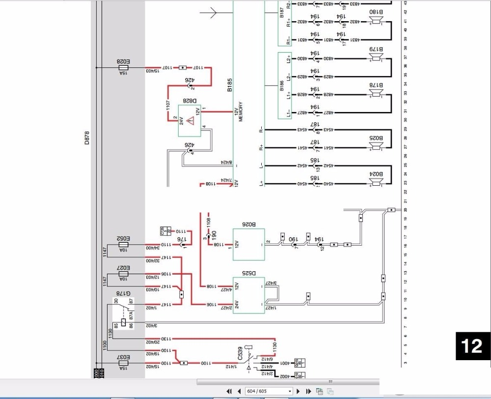small resolution of daf cf wiring diagram wiring diagrams my daf xf wiring diagrams