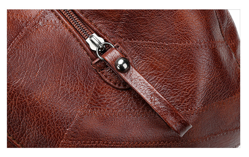 2019 Vintage Women Shoulder Bag Female Causal Totes Bags Large Capacity Luxury Designer High Quality Ladies Handbag Sac Femme 17