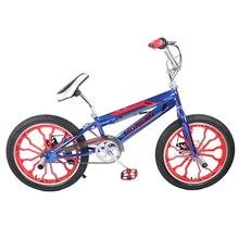 HILAND 20 »20 дюймов для байка BMX Фристайл сталь Велосипедный спорт двойной Суппорт тормозной шоу велосипед трюк Акробатический сплав