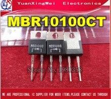 MBR10100CT Miễn Phí Vận Chuyển 10 Cái/lô MBR10100C MBR10100 Đến 220