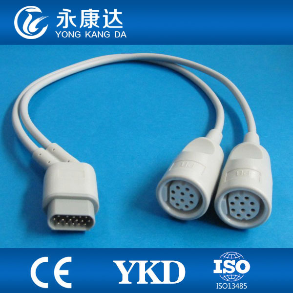 Free Shipping for  5731281 IBP Adapter cable,Y-adapter, Rec 16Pin >2*Rou 10PinFree Shipping for  5731281 IBP Adapter cable,Y-adapter, Rec 16Pin >2*Rou 10Pin