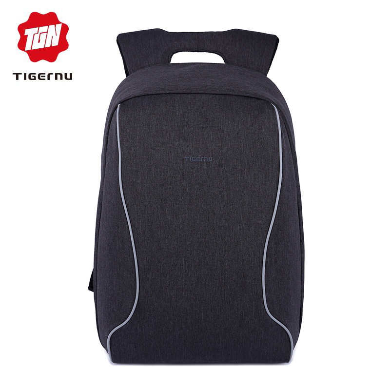 Tigernu Anti theft 14 17inch Men Shockproof laptop Backpack School Bag For  Girls Boy Casual travel Daypack Mochila Bag women-in Backpacks from Luggage  ... c3611ab56bf27