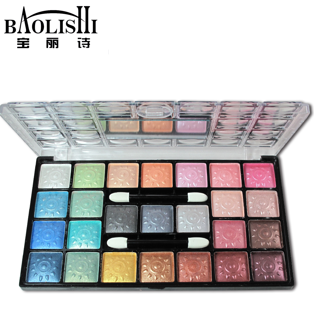 baolishi 25 couleur meilleur nu chatoyant smokey professionnel - Maquillage - Photo 3