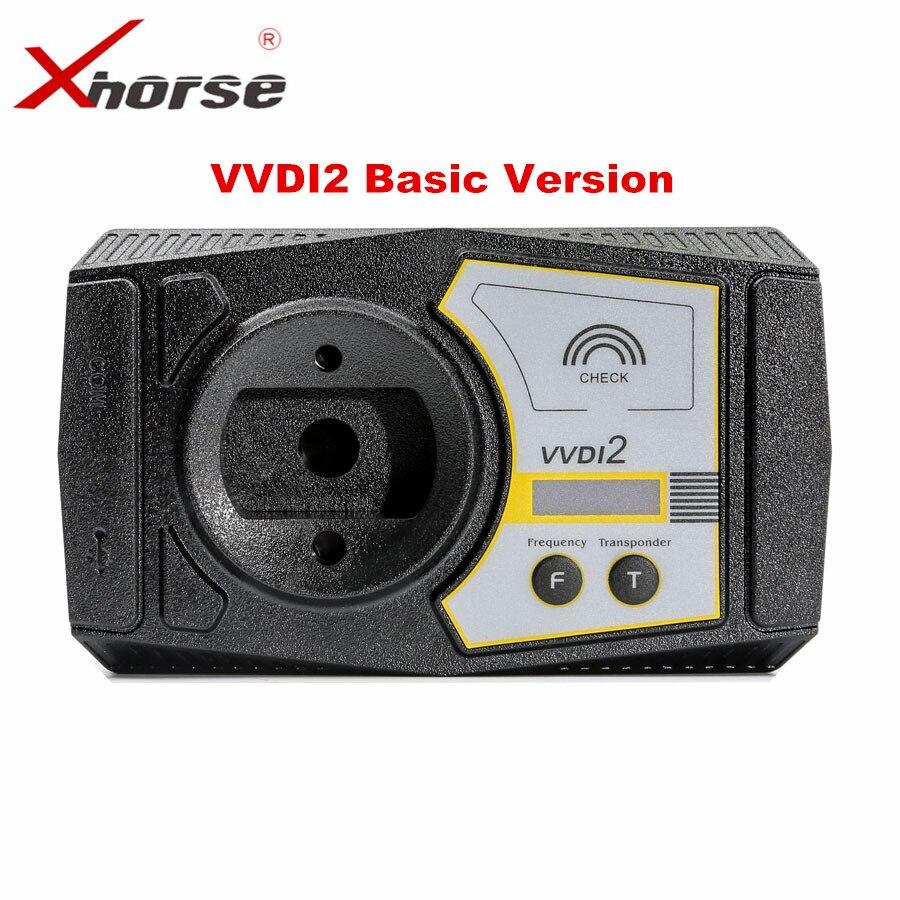 Xhorse VVDI2 Commandant Programmeur principal De Base Fonction Peut Payer À Mise à Jour Version Complète Dans L'avenir