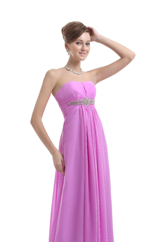 Vestido de noche Para Las Mujeres Embarazadas Largo Por Encargo de ...