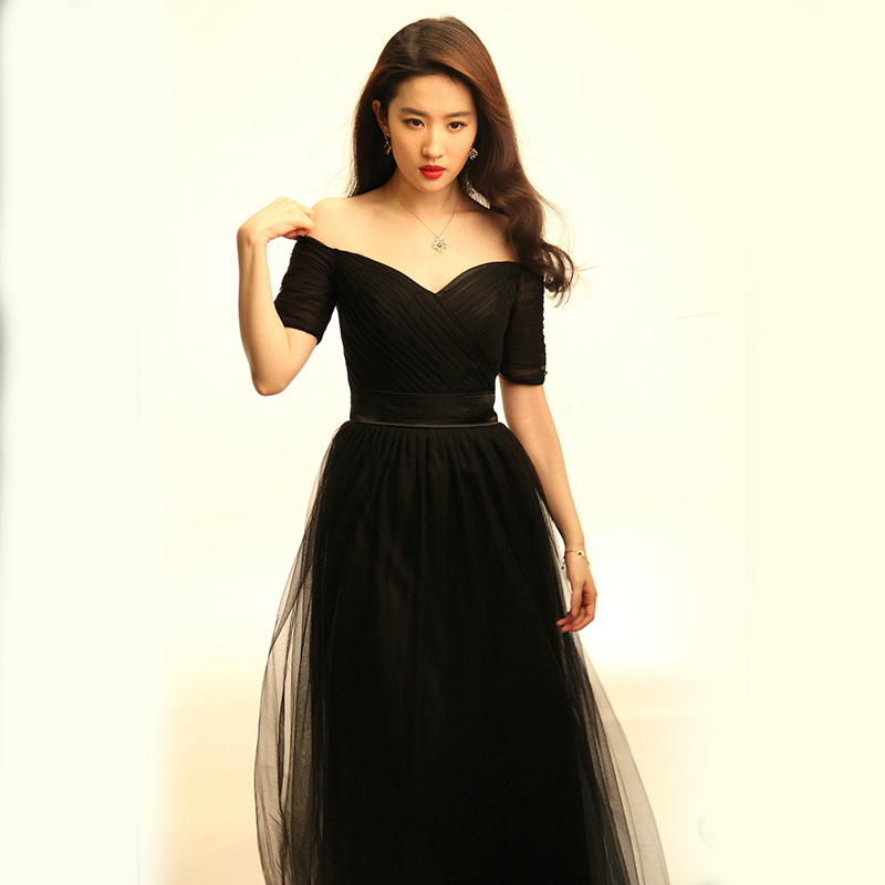 Black Bridesmaid Dresses Online Canada - Junoir Bridesmaid Dresses