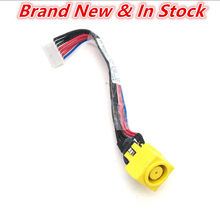 Rangale Replacement DC/_in Power Jack Cable Socket Port for T510 T510I T520S T520S 4873 5584 8787 T530 T530i T520-4242 W510 W520 W530 W520I W530I Series Laptop