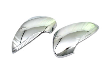 New arrival! Free shipping Chrome Side Mirror Cover for Mercedes Benz W216 CL Class Pre-Facelifted