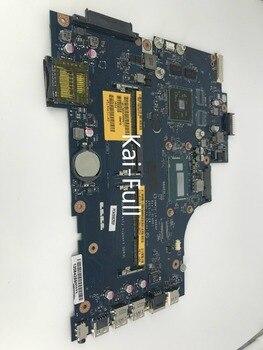 Kai-Full For Dell Inspiron 17R 5737 3737 Laptop motherboard I5-4200U CPU DDR3L VBW01 LA-9983P REV.1.0 CN-0YEK6X 0YEK6X board