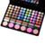 Moda 78 Cores de Sombra Paleta de Maquiagem Em Pó de Blush Lábio Kit Com Espelho Caixa de Cosméticos Mulheres Make Up Ferramentas Sombra de Olho