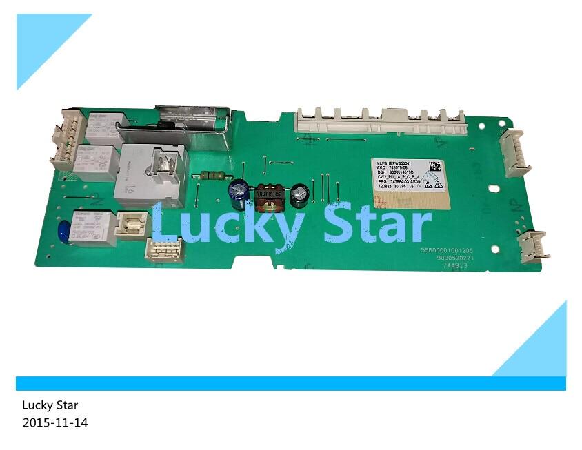 цена на 95% new good working High-quality for washing machine Computer board WM08X268TI EPW65304 board