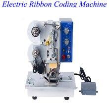 Полуавтоматическая горячая печать машина для нанесения кодировки