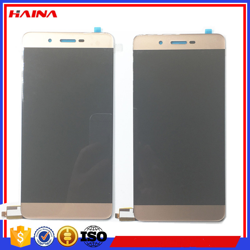 Gold LCD For Micromax Q4260 Champagne LCD Display With Touch Screen Digitizer Assembly strict test one by one