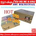 100% 2016 Original o novo NCK Box com 16 Cabos Completa ativado/Desbloqueio & Repair & Flash frete grátis