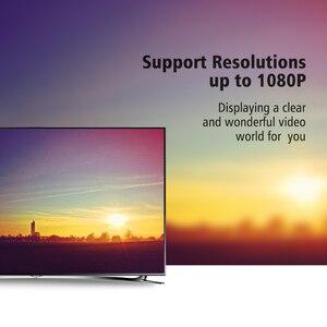 Image 3 - Ugreen 풀 HD 1080P DVI DVI D 24 + 1 VGA HDTV 어댑터 변환기 남성 VGA 여성 모니터 케이블 PC 노트북 HDTV 블랙