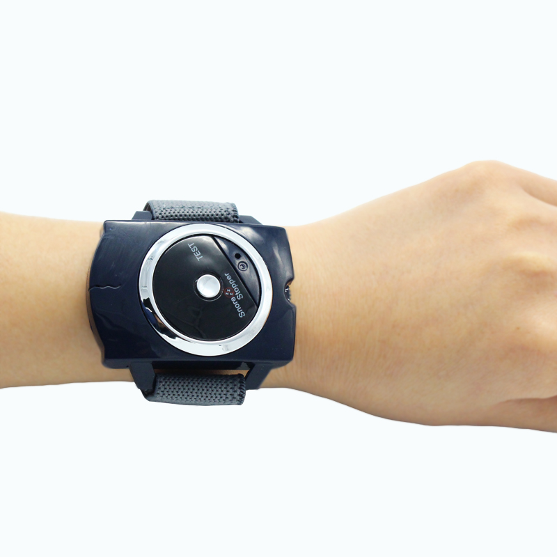 Intelligente Infrarot Schnarchen Gerät Armbanduhr Zu Stoppen Und Verhindern  Schnarchen Schlaf Axuxiliary Ausrüstung Familie Gesundheit Tools