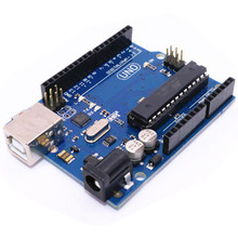 high quality UNO R3 ATMEGA16U2 for Arduino UNO R3 NO USB CABLE