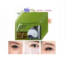 10Pcs Beauty Crystal Collagen Deck Out Women Patches For Eye