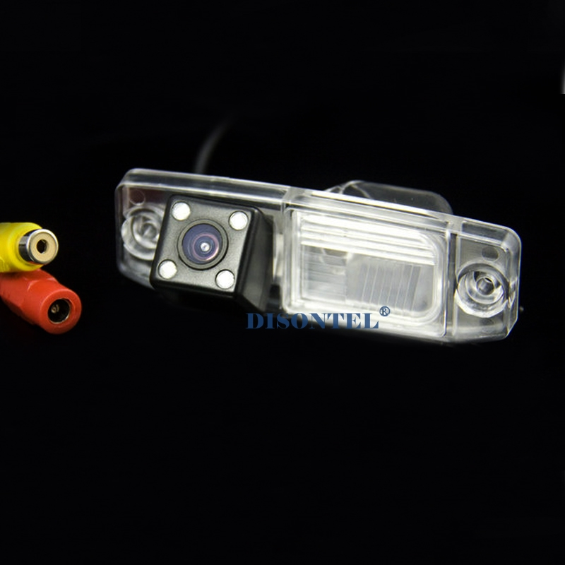 wire wireless ccd HD night vision with 4 LEDS for 2012 Hyundai Sonata 8 eight Elantra-Avante ELANTRA auto reversing camear