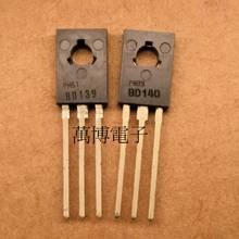 30pair Netherlands Original old BD139 BD140 TO-126 Audio power amplifier pair transistor free shipping