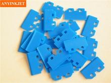 solvent printer wiper for Mimaki  JV33 mimaki jv33 eco solvent printer tower shape metal pulley wheels