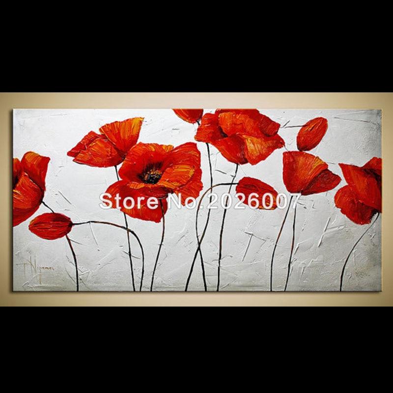 Χειροποίητο τοπίο τοπίου Λουλούδια - Διακόσμηση σπιτιού - Φωτογραφία 5