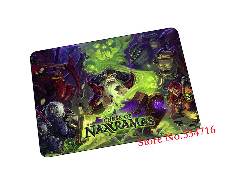 hearthstone mousepad Advanced rubber gaming mouse pad Gift gamer mouse mat pad game computer desk padmouse keyboard play mats