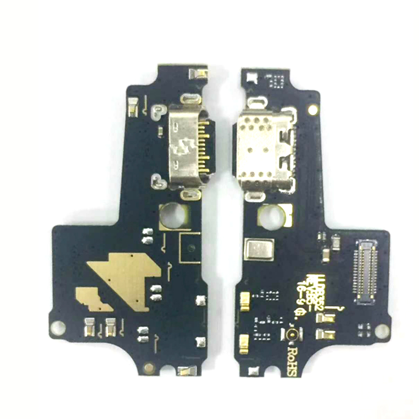 20pcs USB Charging Charge Dock Port Connector Flex Cable Board For Motorola Moto one P30 Play
