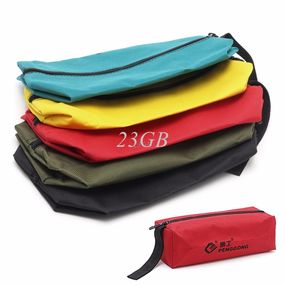 Tool Storage Bag Waterproof Multifunctional Utility Oxford Bag For Small Metal Parts JUL07_15