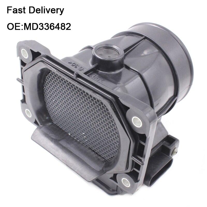 YAOPEI Hohe Qualität Masse Air Flow Meter Sensor MD336482 E5T08071 MAF Sensoren Für Mitsubishi Pajero Galant 2000