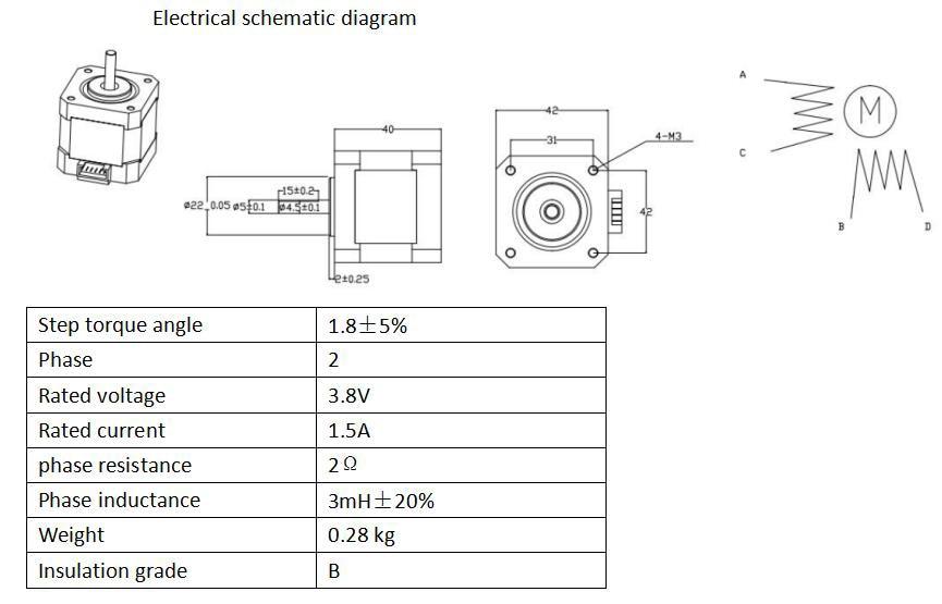 Detail Feedback Questions About Longer 3d Printer Lk1 Lk2 Stepper Original Motor Compatible With
