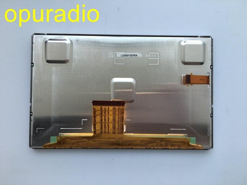 LQ080Y5DR04 LQ0DAS2982 Brand Original 8 inch LCD Screen Display Panel for Mercedes Benz Class Headrest