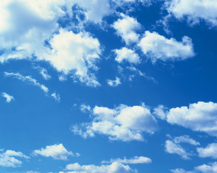 Blue sky mural ceiling wallpaper roof background wall ...