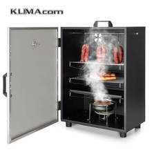 220-240V Outdoor Barbeque Meat Smoker BBQ Grill Garden Backyard Electric Smoking Machine Stainless Steel Home Appliances Stocks