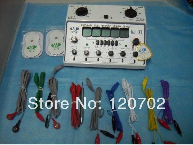 Иглоукалывание Стимулятор устройства иглы Электрический массажер традиционной китайской медицинской