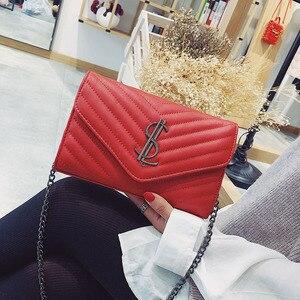 Image 5 - Sacs à main de luxe femmes sacs à bandoulière design Vintage velours chaîne soirée pochette sac messager sacs à bandoulière Borse da donna