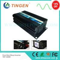 Free shipping 500w inverter power converter DC 12v to 100v 110v 120v Pure Sine Wave DC input convert to AC output