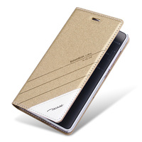 Luxury Leather Stand Magnetic Flip Cover Smart Case For Xiaomi Mi Note Pro Back Cover Wake