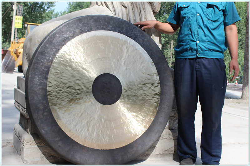 100% hand made gong,chinese traditional 43''chao GONG Tam Tam gong arborea 22 wind gong with free mallet chinese traditional gong
