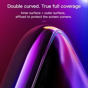 Image 5 - Hoco para apple iphone x xsmax xr hd cheio de filme vidro temperado protetor de tela cola protetora 3d cobertura completa proteção da tela