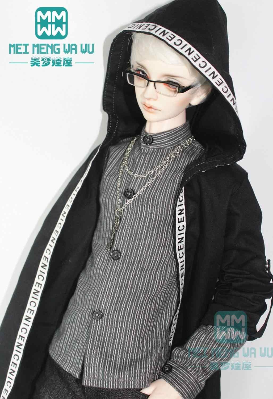 BJD аксессуары кукольная одежда подходит 65-72 см модные повседневные клетчатые шаровары