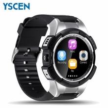 V11S Bluetooth reloj Inteligente con Cámara muñequera Apoyo sim/TF tarjeta inteligente accesorio satélite GPS Reloj pk mi banda 2