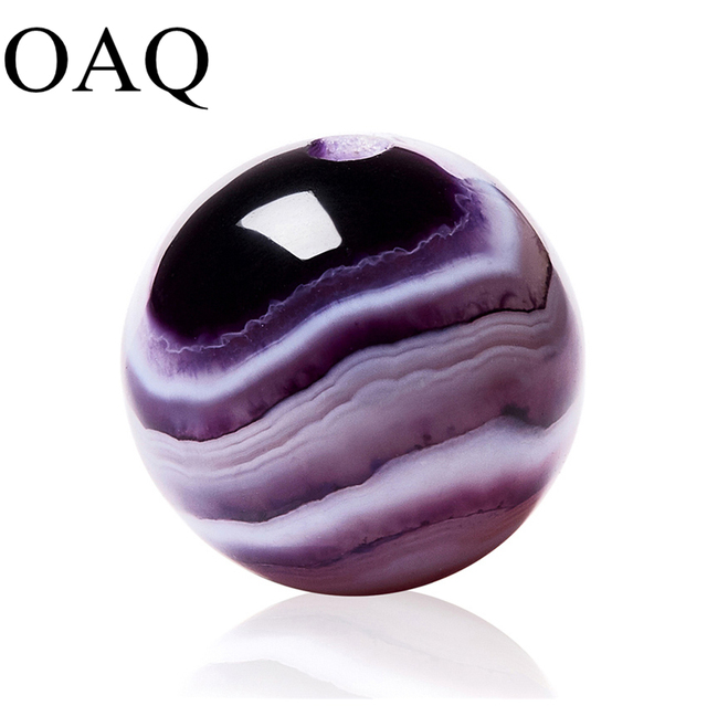 6/8/10/12mm Natural stone beads Agat purple Carnelian Beads Stripe Onyx Beading Round Loose Beads For jewelry making