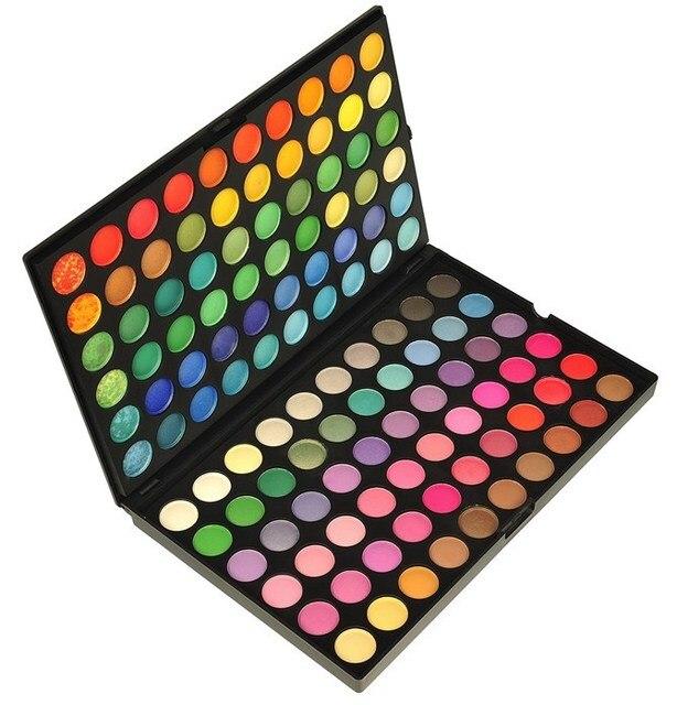 1 Unidades Pro 120 A Todo Color Paleta de Sombra de ojos maquillaje Mujeres Nake Sombra de Ojos maquillaje herramientas de Envío Gratis