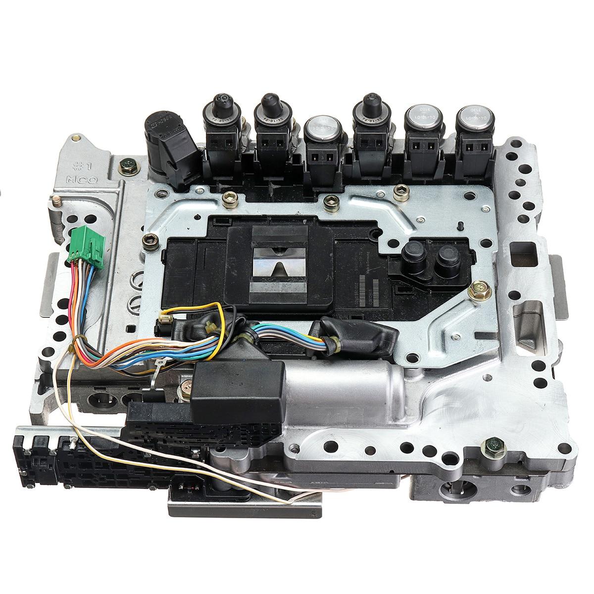RE5R05A Valve Corps Adapte pour Nissan Xterra Pathfinder/Armada/Frontière Avec Tous Les Solénoïdes et TCM 31x25x10 cm