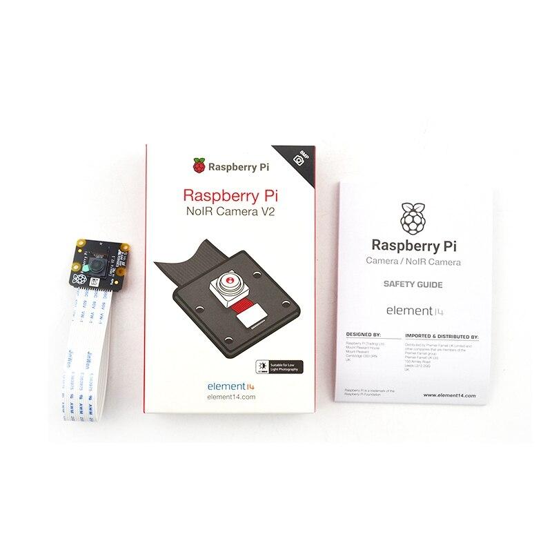 E14 Raspberry Pi appareil photo NoIR Original V2 8MP 8 mégapixels Module de Vision nocturne capteur IMX219