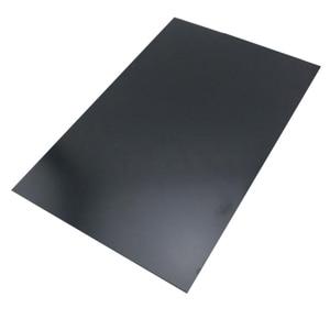 Image 3 - Новая прочная черная пластина из АБС пластика, плоская пластина, толщина 0,5 мм, 1 шт.