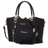 Women Bag Female PU Leather Handbags And Purses Ladies Big Crossbody Bags For Women Shoulder Bags Hand Sac A Main Femme Tote