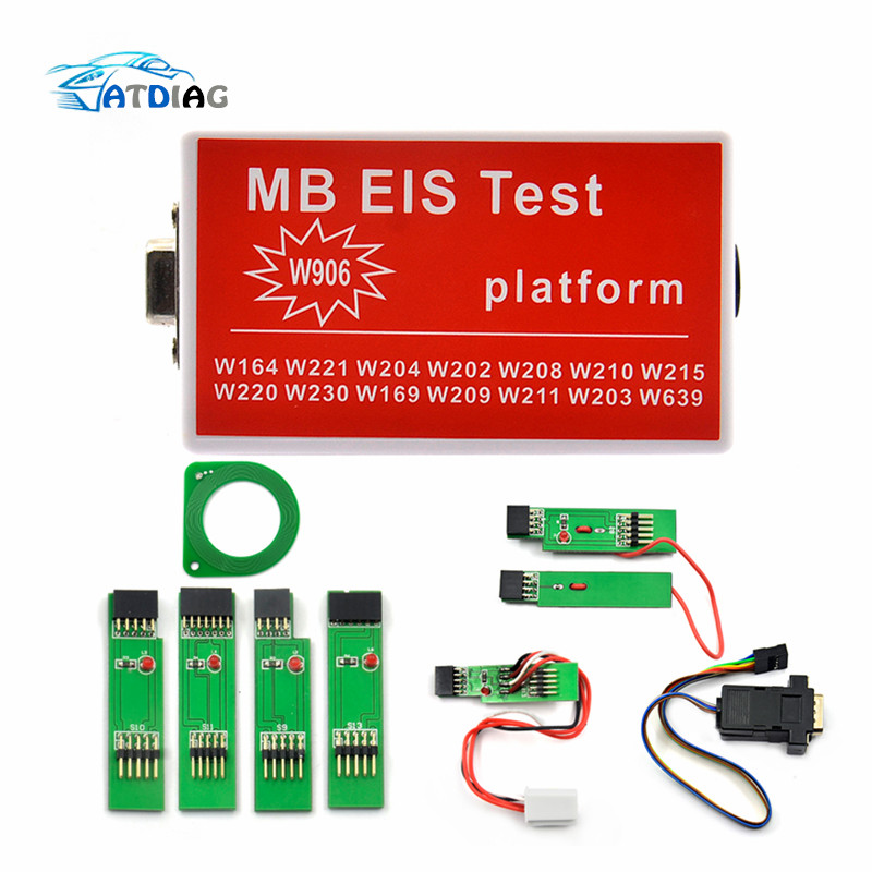 Professional MB EIS Test Platform for Ben Cars Protect EIS Power Free Shipping