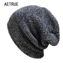 Brand Bonnet Beanies Knitted Winter Hat Caps Skullies Winter Hats For Women Men Beanie Warm Baggy Cap Wool Gorros Touca Hat 2018